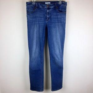 LOFT Jeans - Curvy Straight